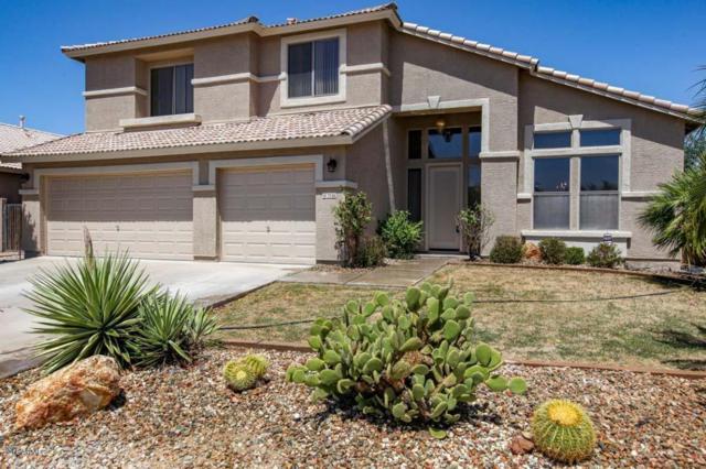 7526 W Eugie Avenue, Peoria, AZ 85381 (MLS #5755255) :: Santizo Realty Group