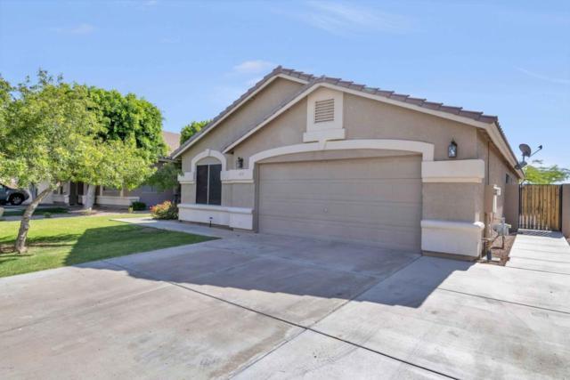 1493 N Quail Lane, Gilbert, AZ 85233 (MLS #5755270) :: Santizo Realty Group