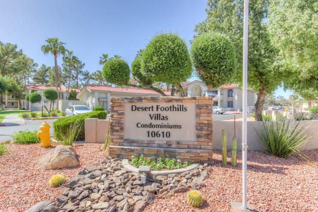 10610 S 48TH Street #2101, Phoenix, AZ 85044 (MLS #5755300) :: The Daniel Montez Real Estate Group