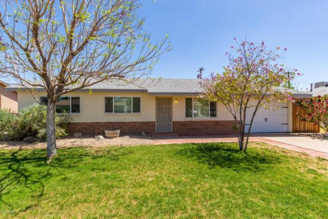 619 N 74TH Place, Scottsdale, AZ 85257 (MLS #5755302) :: Lux Home Group at  Keller Williams Realty Phoenix