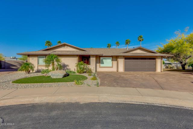 17211 N 131ST Drive, Sun City West, AZ 85375 (MLS #5755311) :: The Worth Group