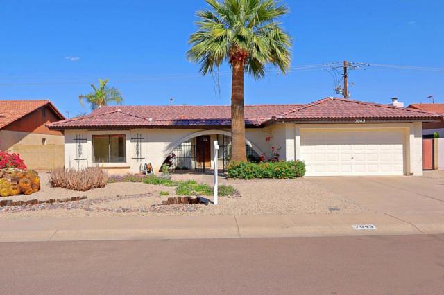 7043 N Via De La Siesta, Scottsdale, AZ 85258 (MLS #5755362) :: Lux Home Group at  Keller Williams Realty Phoenix