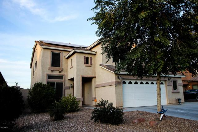 488 E Press Road, San Tan Valley, AZ 85140 (MLS #5755377) :: The Everest Team at My Home Group