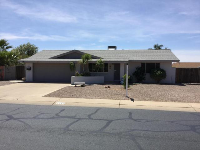 6249 E Boise Street, Mesa, AZ 85205 (MLS #5755403) :: Lux Home Group at  Keller Williams Realty Phoenix