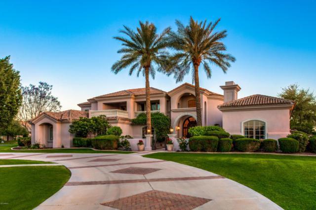 17 E Oakwood Hills Drive, Chandler, AZ 85248 (MLS #5755418) :: The W Group