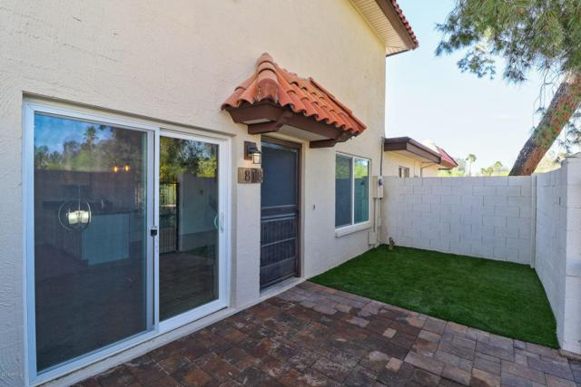 818 E Joan D Arc Avenue, Phoenix, AZ 85022 (MLS #5755462) :: Yost Realty Group at RE/MAX Casa Grande