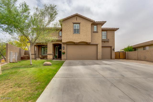 961 W Corriente Drive, San Tan Valley, AZ 85143 (MLS #5755500) :: The Everest Team at My Home Group