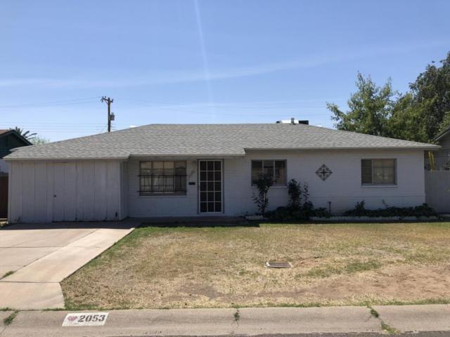 2053 W Stella Lane, Phoenix, AZ 85015 (MLS #5755539) :: Realty Executives
