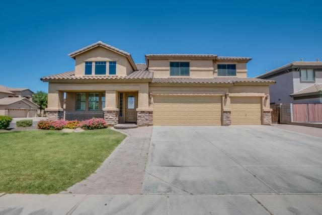 11222 E Savannah Avenue, Mesa, AZ 85212 (MLS #5755543) :: Keller Williams Realty Phoenix