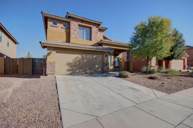 231 S 13TH Place, Coolidge, AZ 85128 (MLS #5755549) :: Lifestyle Partners Team