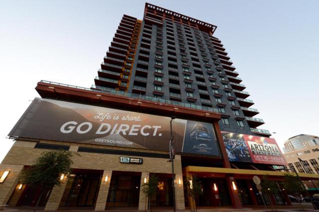 310 S 4TH Street #709, Phoenix, AZ 85004 (MLS #5755588) :: Realty Executives