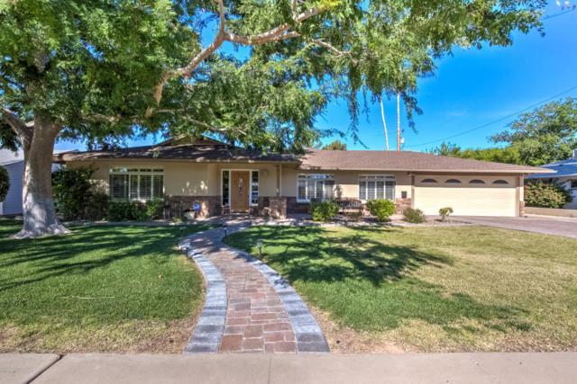 3140 N 47th Place, Phoenix, AZ 85018 (MLS #5755603) :: Realty Executives