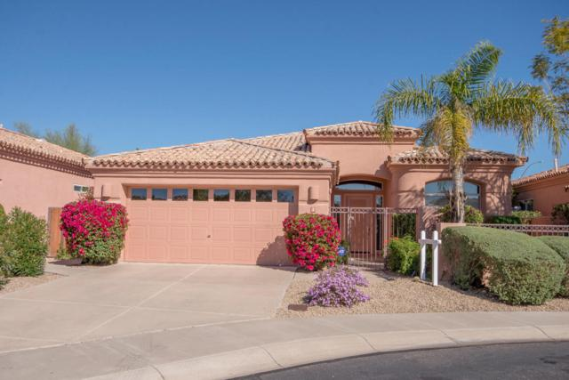 7979 E Princess Drive #2, Scottsdale, AZ 85255 (MLS #5755608) :: Realty Executives