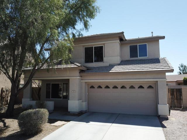 139 N 116TH Drive, Avondale, AZ 85323 (MLS #5755690) :: Devor Real Estate Associates