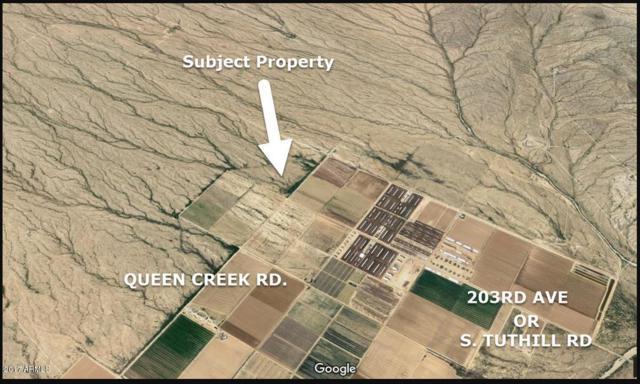 19501 W Queen Creek Road, Buckeye, AZ 85326 (MLS #5755697) :: Brent & Brenda Team