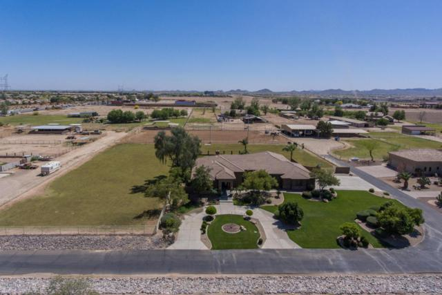 23 W Lone Star Lane, San Tan Valley, AZ 85140 (MLS #5755705) :: The Everest Team at My Home Group
