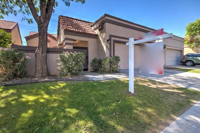 558 N Aspen Drive, Chandler, AZ 85226 (MLS #5755714) :: Arizona Best Real Estate