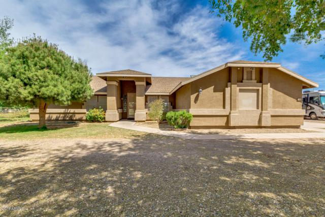 20902 S 196TH Street, Queen Creek, AZ 85142 (MLS #5755771) :: Kortright Group - West USA Realty