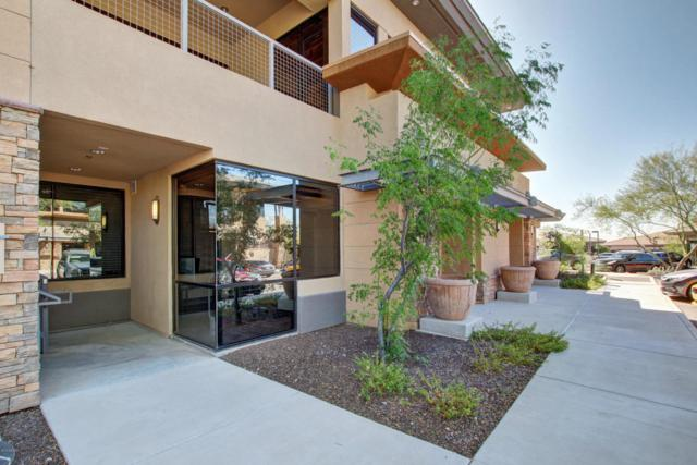 10733 N Frank Lloyd Wright Boulevard #103, Scottsdale, AZ 85259 (MLS #5755905) :: Essential Properties, Inc.