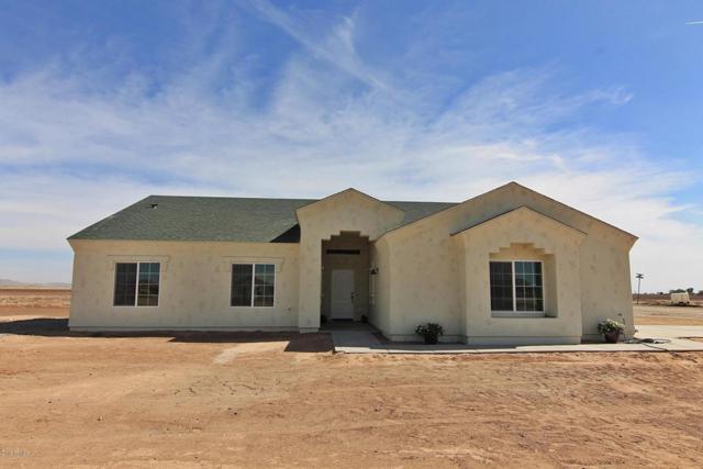9313 E Lucky Lane, Coolidge, AZ 85128 (MLS #5755950) :: Yost Realty Group at RE/MAX Casa Grande