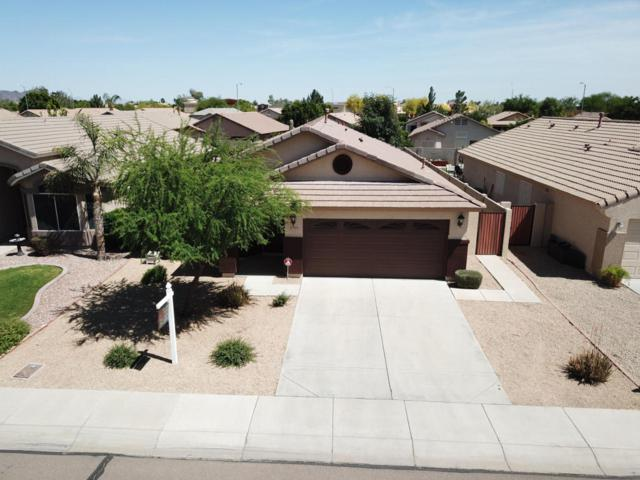20965 N 84TH Lane, Peoria, AZ 85382 (MLS #5755958) :: Brent & Brenda Team