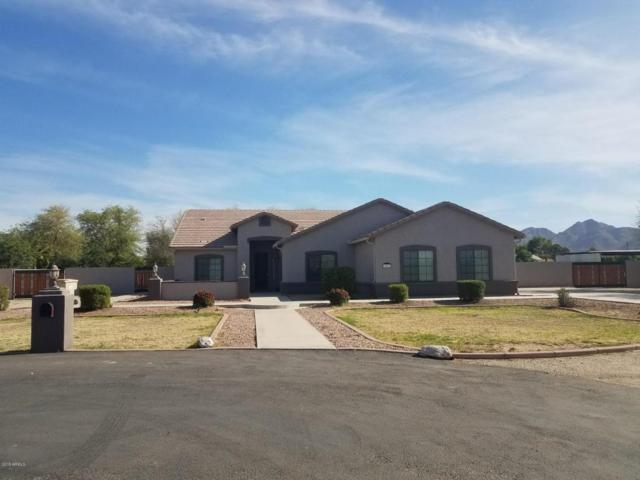19031 E Indiana Avenue, Queen Creek, AZ 85142 (MLS #5755987) :: The Everest Team at My Home Group