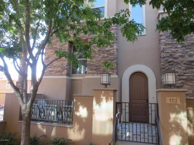 5550 N 16TH Street #113, Phoenix, AZ 85016 (MLS #5756015) :: The Worth Group