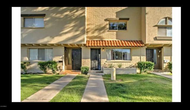 6825 E Osborn  Unit ''C'' Road C, Scottsdale, AZ 85251 (MLS #5756022) :: RE/MAX Excalibur