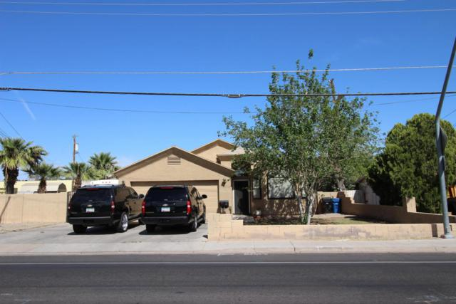 421 S Horne Street S, Mesa, AZ 85204 (MLS #5756033) :: The Everest Team at My Home Group
