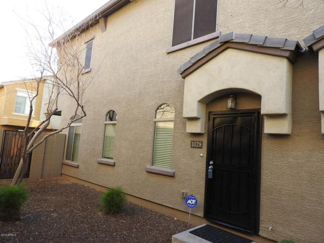 2725 E Mine Creek Road #1028, Phoenix, AZ 85024 (MLS #5756038) :: RE/MAX Excalibur