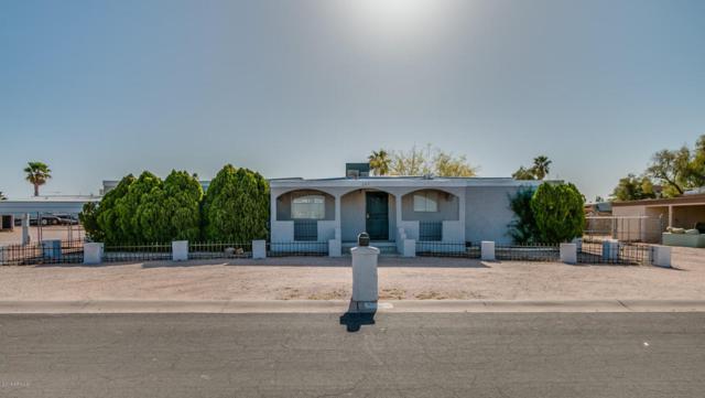 297 S Silver Drive, Apache Junction, AZ 85120 (MLS #5756091) :: RE/MAX Excalibur