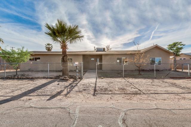 303 E 5th Avenue E, Buckeye, AZ 85326 (MLS #5756138) :: Devor Real Estate Associates