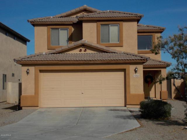 1482 E Trellis Place, San Tan Valley, AZ 85140 (MLS #5756167) :: The Pete Dijkstra Team