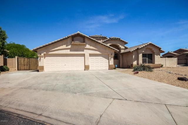 2725 N 127TH Drive, Avondale, AZ 85392 (MLS #5756208) :: Essential Properties, Inc.