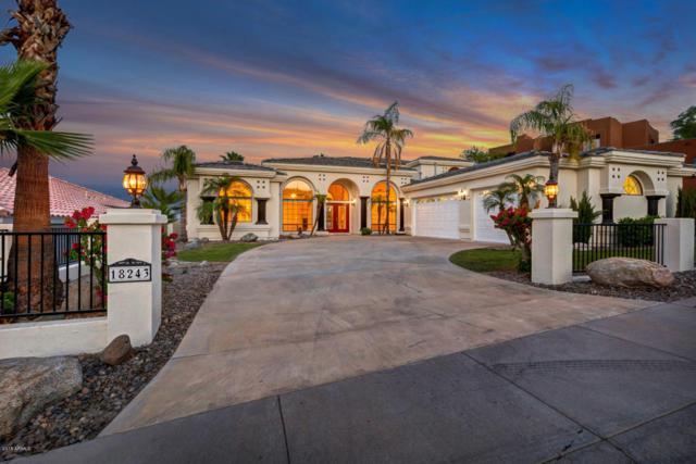 18243 N 15TH Place, Phoenix, AZ 85022 (MLS #5756212) :: The Pete Dijkstra Team