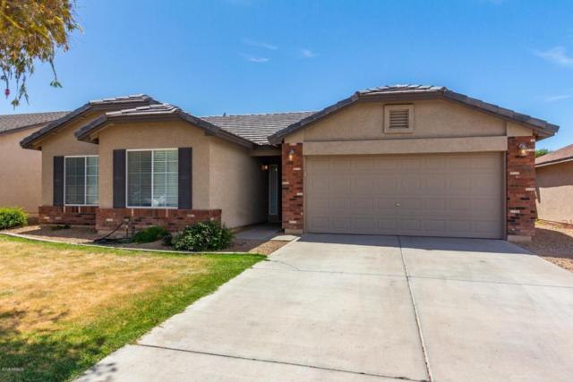 4909 E Magnus Drive, San Tan Valley, AZ 85140 (MLS #5756238) :: The Pete Dijkstra Team