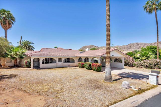 6512 N 63RD Place, Paradise Valley, AZ 85253 (MLS #5756244) :: The Daniel Montez Real Estate Group