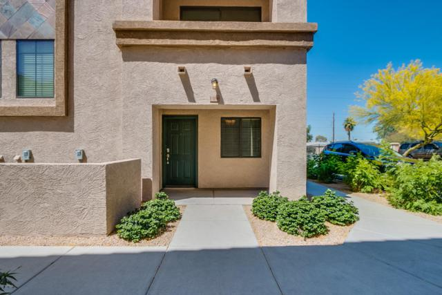 2315 N 52ND Street #104, Phoenix, AZ 85008 (MLS #5756246) :: The Pete Dijkstra Team