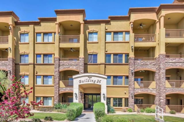 5350 E Deer Valley Drive #3428, Phoenix, AZ 85054 (MLS #5756257) :: The Pete Dijkstra Team