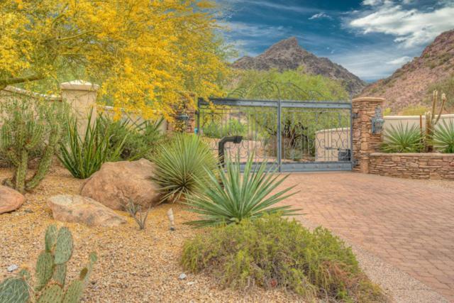 2560 E Ocotillo Road, Phoenix, AZ 85016 (MLS #5756280) :: The Pete Dijkstra Team
