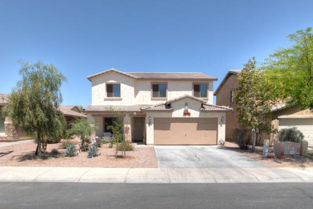 25832 W North Star Place, Buckeye, AZ 85326 (MLS #5756369) :: Devor Real Estate Associates
