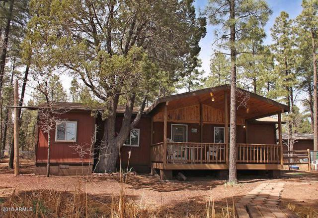 6416 Pond Drive, Lakeside, AZ 85929 (MLS #5756402) :: Devor Real Estate Associates