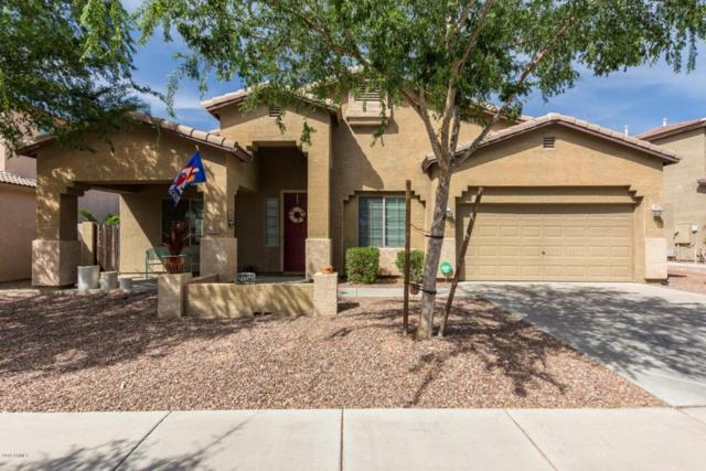 21334 E Via Del Rancho, Queen Creek, AZ 85142 (MLS #5756403) :: The Daniel Montez Real Estate Group