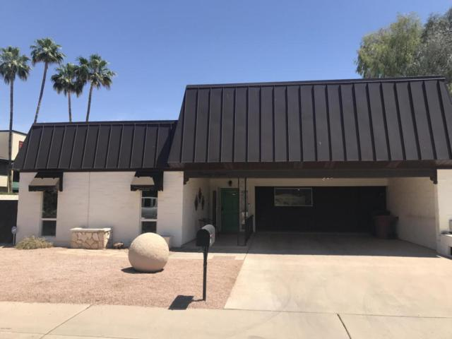 28 Inner Circle, Scottsdale, AZ 85258 (MLS #5756405) :: Devor Real Estate Associates