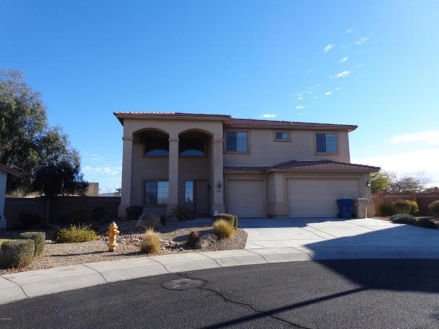 29604 W Columbus Avenue, Buckeye, AZ 85396 (MLS #5756457) :: Keller Williams Realty Phoenix