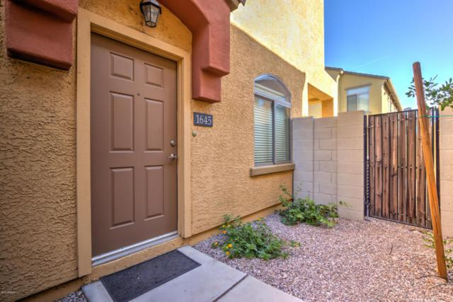 2402 E 5TH Street #1645, Tempe, AZ 85281 (MLS #5756488) :: Occasio Realty