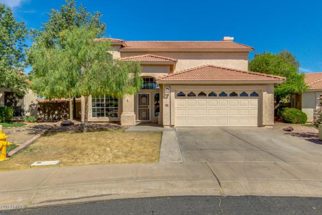 442 W Verano Place, Gilbert, AZ 85233 (MLS #5756494) :: The Daniel Montez Real Estate Group