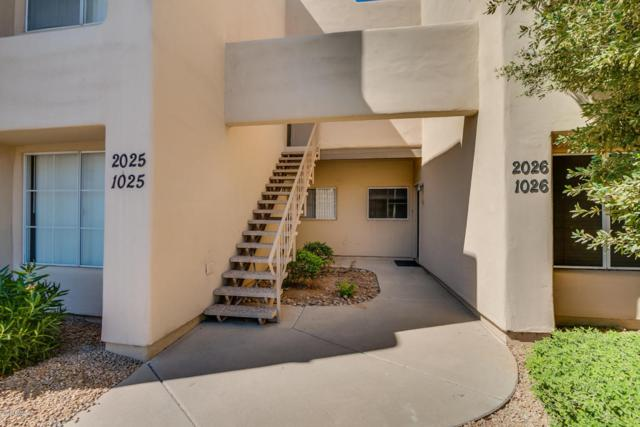 11333 N 92ND Street #2026, Scottsdale, AZ 85260 (MLS #5756532) :: Keller Williams Legacy One Realty