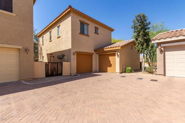 22026 N 103RD Lane #356, Peoria, AZ 85383 (MLS #5756536) :: The Daniel Montez Real Estate Group