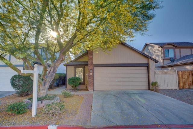 1915 S 39TH Street #77, Mesa, AZ 85206 (MLS #5756544) :: The Daniel Montez Real Estate Group